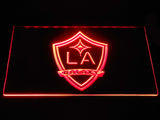 Los Angeles Galaxy LED Neon Sign - Red - SafeSpecial