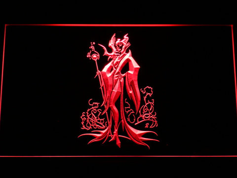 Image of Maleficent LED Neon Sign - Red - SafeSpecial