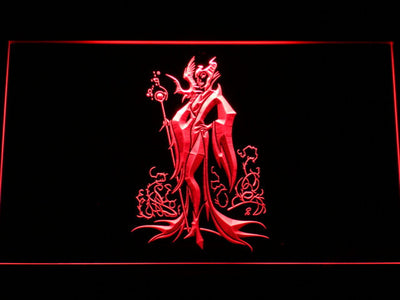 Maleficent LED Neon Sign - Red - SafeSpecial