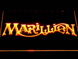 Marillion LED Neon Sign - Orange - SafeSpecial