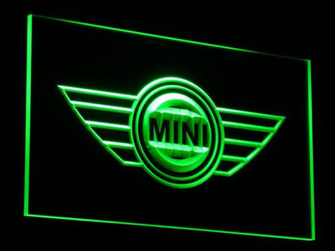 Image of Mini LED Neon Sign - Green - SafeSpecial