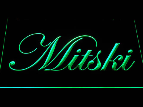 Mitski LED Neon Sign - Green - SafeSpecial
