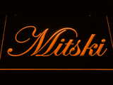 Mitski LED Neon Sign - Orange - SafeSpecial