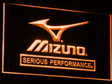 Mizuno LED Neon Sign - Orange - SafeSpecial