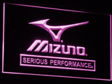 Mizuno LED Neon Sign - Purple - SafeSpecial
