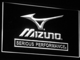 Mizuno LED Neon Sign - White - SafeSpecial