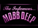 Mobb Deep LED Neon Sign - Purple - SafeSpecial