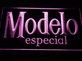 Modelo Especial LED Neon Sign - Purple - SafeSpecial
