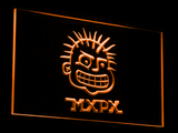 MxPx LED Neon Sign - Orange - SafeSpecial