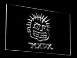 MxPx LED Neon Sign - White - SafeSpecial