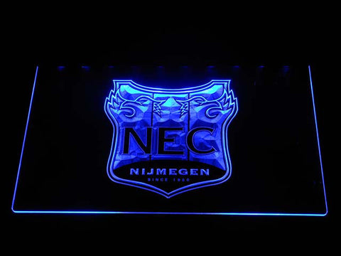 NEC LED Neon Sign - Blue - SafeSpecial