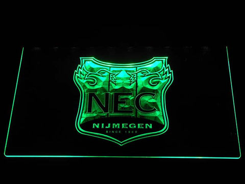 NEC LED Neon Sign - Green - SafeSpecial