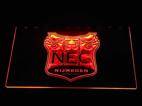 NEC LED Neon Sign - Orange - SafeSpecial