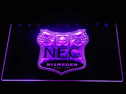 NEC LED Neon Sign - Purple - SafeSpecial