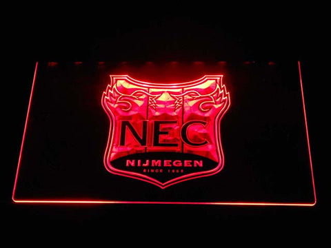 NEC LED Neon Sign - Red - SafeSpecial