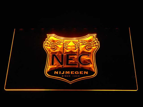 NEC LED Neon Sign - Yellow - SafeSpecial