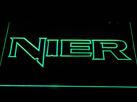 Nier LED Neon Sign - Green - SafeSpecial