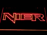 Nier LED Neon Sign - Red - SafeSpecial