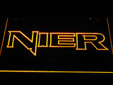 Nier LED Neon Sign - Yellow - SafeSpecial