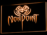 Nonpoint LED Neon Sign - Orange - SafeSpecial