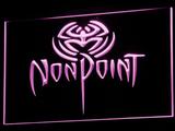 Nonpoint LED Neon Sign - Purple - SafeSpecial