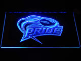 Northern Pride LED Neon Sign - Blue - SafeSpecial