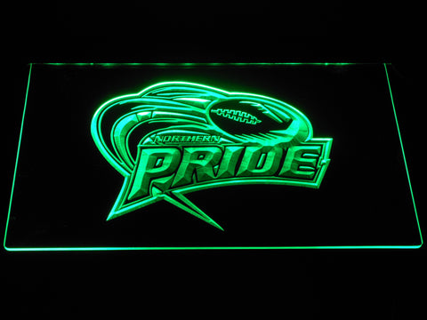 Northern Pride LED Neon Sign - Green - SafeSpecial