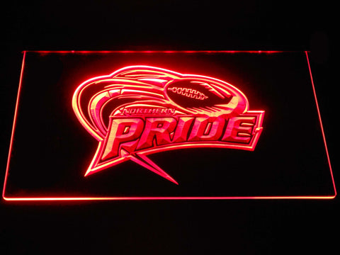 Northern Pride LED Neon Sign - Red - SafeSpecial