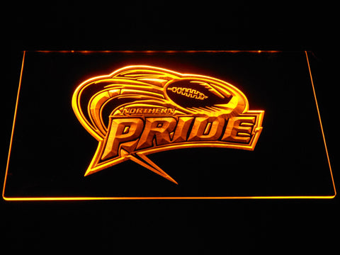 Northern Pride LED Neon Sign - Yellow - SafeSpecial