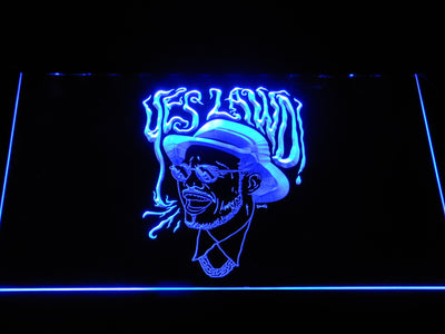 Nx Worries Anderson Paak Yes Lawd LED Neon Sign - Blue - SafeSpecial
