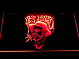 Nx Worries Anderson Paak Yes Lawd LED Neon Sign - Red - SafeSpecial