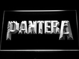 Pantera LED Neon Sign - White - SafeSpecial