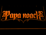 Papa Roach LED Neon Sign - Orange - SafeSpecial