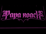 Papa Roach LED Neon Sign - Purple - SafeSpecial