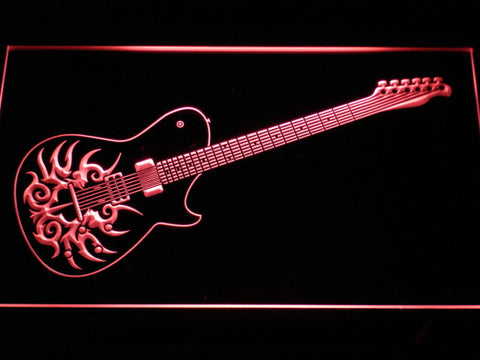 Image of Paul Reed Smith Tremonti LED Neon Sign - Red - SafeSpecial