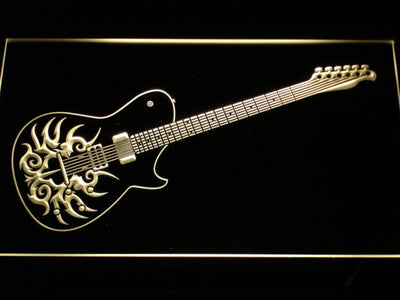 Paul Reed Smith Tremonti LED Neon Sign - Yellow - SafeSpecial
