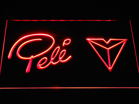 Pel?? Sports LED Neon Sign - Red - SafeSpecial