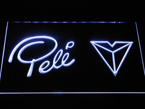 Pel?? Sports LED Neon Sign - White - SafeSpecial
