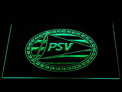 PSV Eindhoven LED Neon Sign - Green - SafeSpecial