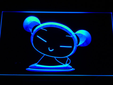 Pucca LED Neon Sign - Blue - SafeSpecial