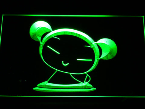 Pucca LED Neon Sign - Green - SafeSpecial