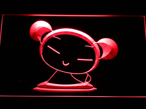 Pucca LED Neon Sign - Red - SafeSpecial