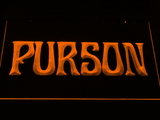 Purson LED Neon Sign - Orange - SafeSpecial