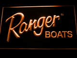 Ranger Boats LED Neon Sign - Orange - SafeSpecial