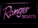 Ranger Boats LED Neon Sign - Purple - SafeSpecial