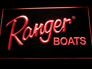 Ranger Boats LED Neon Sign - Red - SafeSpecial