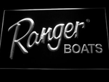 Ranger Boats LED Neon Sign - White - SafeSpecial
