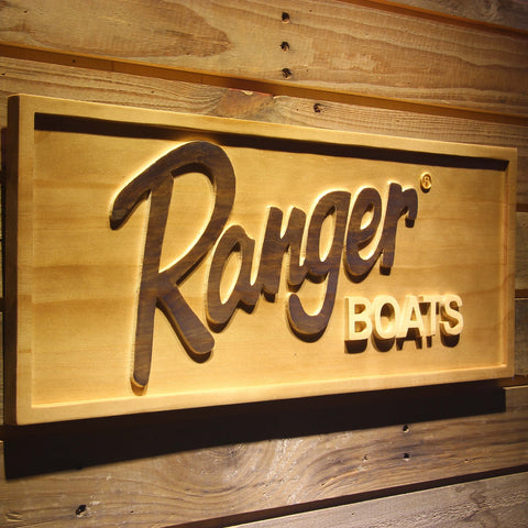 Ranger Boats Wooden Sign - - SafeSpecial