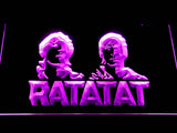 Ratatat LED Neon Sign - Purple - SafeSpecial