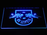 RB Leipzig LED Neon Sign - Blue - SafeSpecial